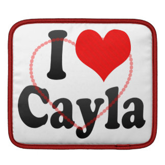 I love Cayla Sleeves For iPads