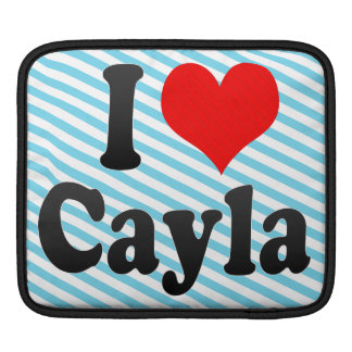 I love Cayla Sleeve For iPads