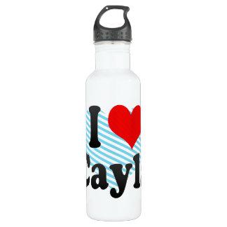 I love Cayla 24oz Water Bottle