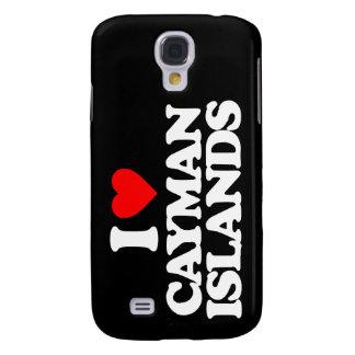 I LOVE CAYMAN ISLANDS GALAXY S4 COVERS