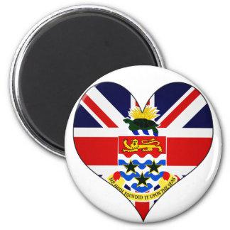 I Love Cayman Islands Fridge Magnets