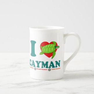 I Love Cayman Tall Coffee Mug