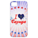 I Love Cayuga, Indiana Cover For iPhone 5/5S