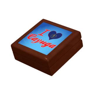 I Love Cayuga, Indiana Gift Boxes