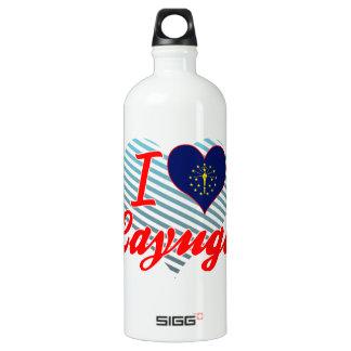 I Love Cayuga, Indiana SIGG Traveler 1.0L Water Bottle