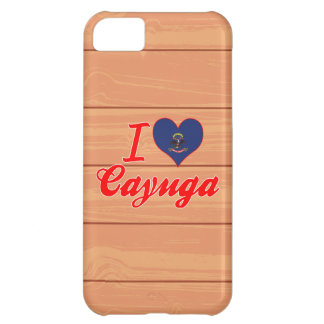 I Love Cayuga, North Dakota iPhone 5C Case