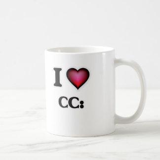 I love CC: Coffee Mug