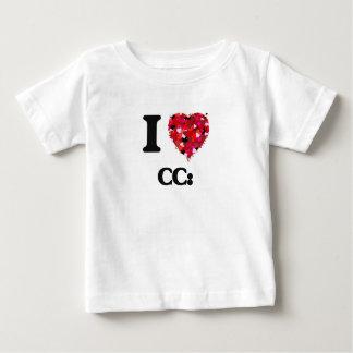 I love CC: Tee Shirt