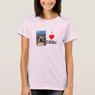 I Love Cebu (Fort San Pedro) T-Shirt