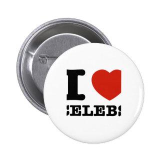 I love Celebs Pins