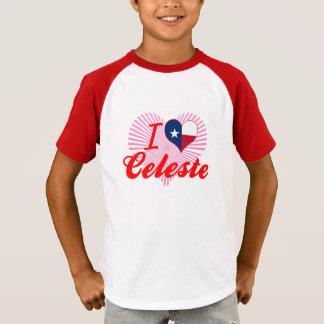 I Love Celeste, Texas T-Shirt