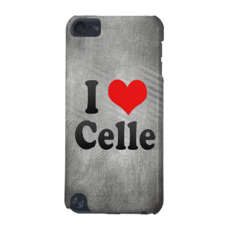 I Love Celle Germany iPod Touch 5G Covers
