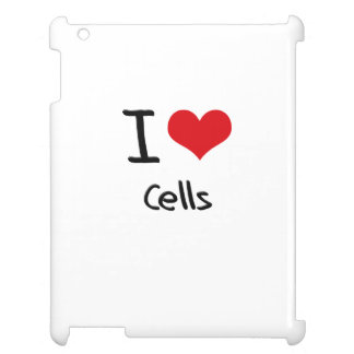 I love Cells Cover For The iPad