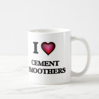 I love Cement Smoothers Coffee Mug