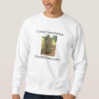 I Love Cemeteries Shirt
