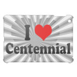 I Love Centennial, United States iPad Mini Cases