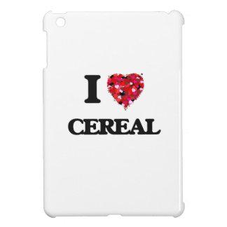 I love Cereal iPad Mini Covers