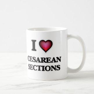 I love Cesarean Sections Coffee Mug