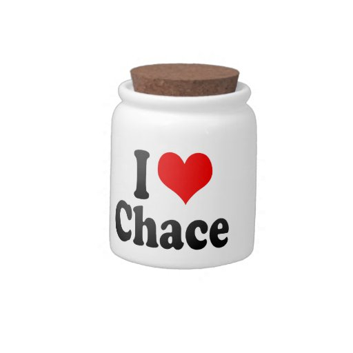 I love Chace Candy Dishes