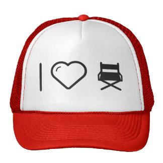 I Love Chairman Directors Trucker Hat