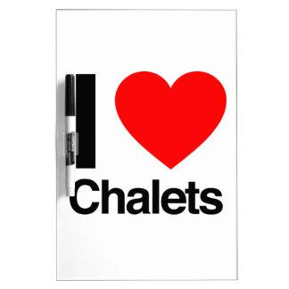 i love chalets dry erase whiteboards