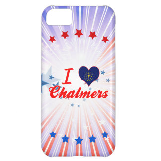 I Love Chalmers, Indiana iPhone 5C Cover