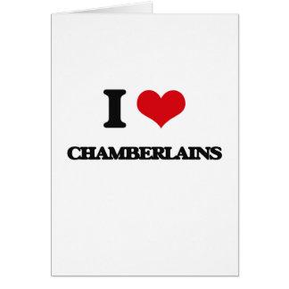 I love Chamberlains Cards