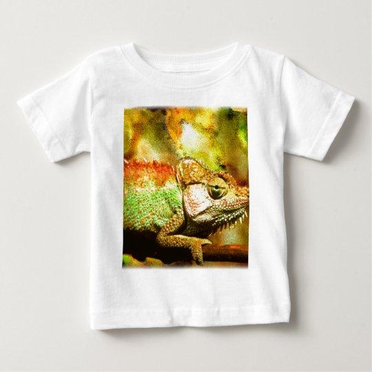 i love chameleons Digital art Baby T-Shirt