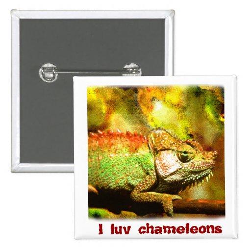 i love chameleons Digital art Pins