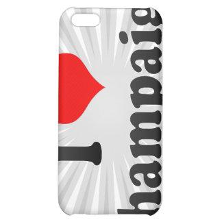 I Love Champaign, United States iPhone 5C Cover