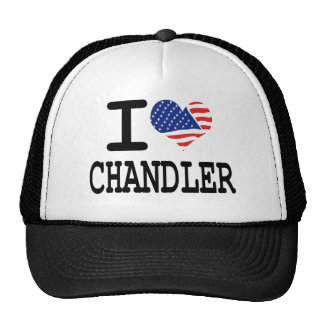 I love Chandler Trucker Hat