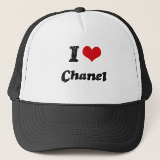 I Love Chanel Trucker Hat