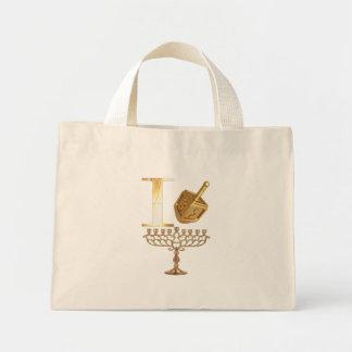 I Love Chanukah Bag