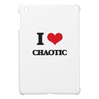 I love Chaotic iPad Mini Cover