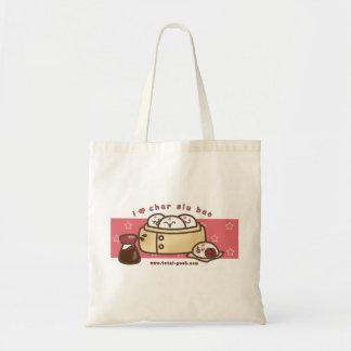 i love char siu bao Budget Tote Tote Bag