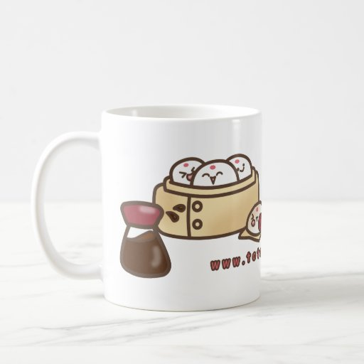 i love char siu bao coffee mug v2