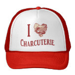 I Love Charcuterie Trucker Hat