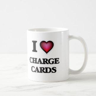 I love Charge Cards Coffee Mug