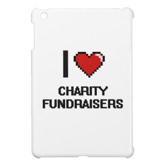 I love Charity Fundraisers iPad Mini Case