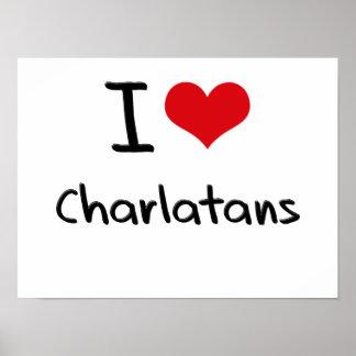 I love Charlatans Print