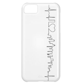 I love Charlotte in an extraordinary ecg style iPhone 5C Case