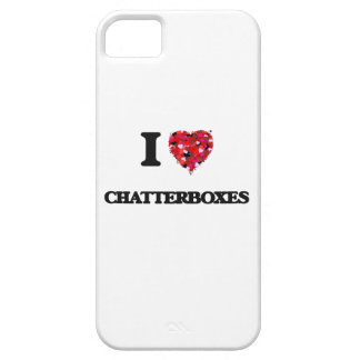 I love Chatterboxes iPhone 5 Covers