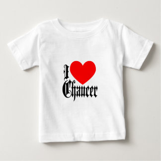 I Love Chaucer Baby T-Shirt
