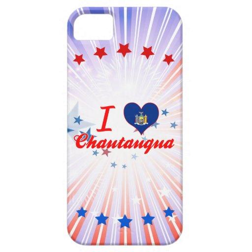 I Love Chautauqua, New York Case For iPhone 5/5S