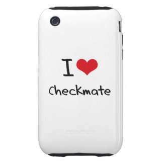 I love Checkmate Tough iPhone 3 Cases
