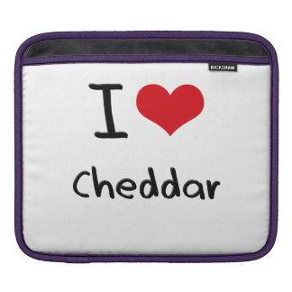 I love Cheddar Sleeve For iPads