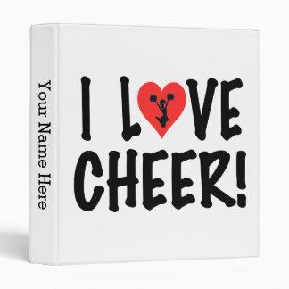 I Love Cheer! Binder