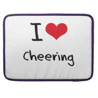 I love Cheering MacBook Pro Sleeves