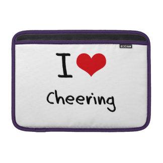 I love Cheering Sleeve For MacBook Air