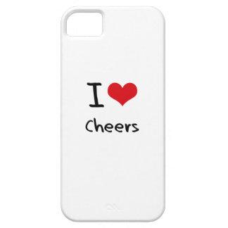 I love Cheers iPhone 5 Covers
